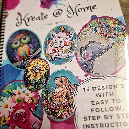 Kreate @ Home Manual