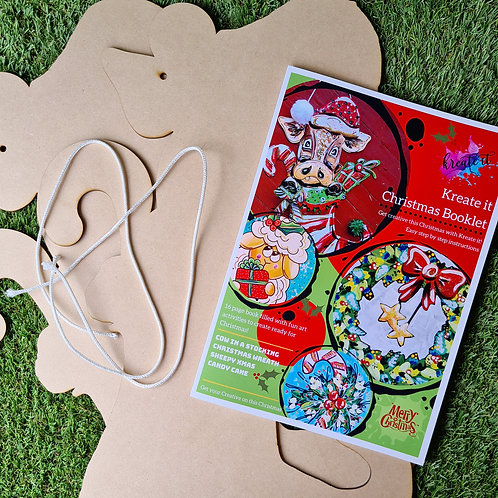 Christmas Booklet- Small Pack