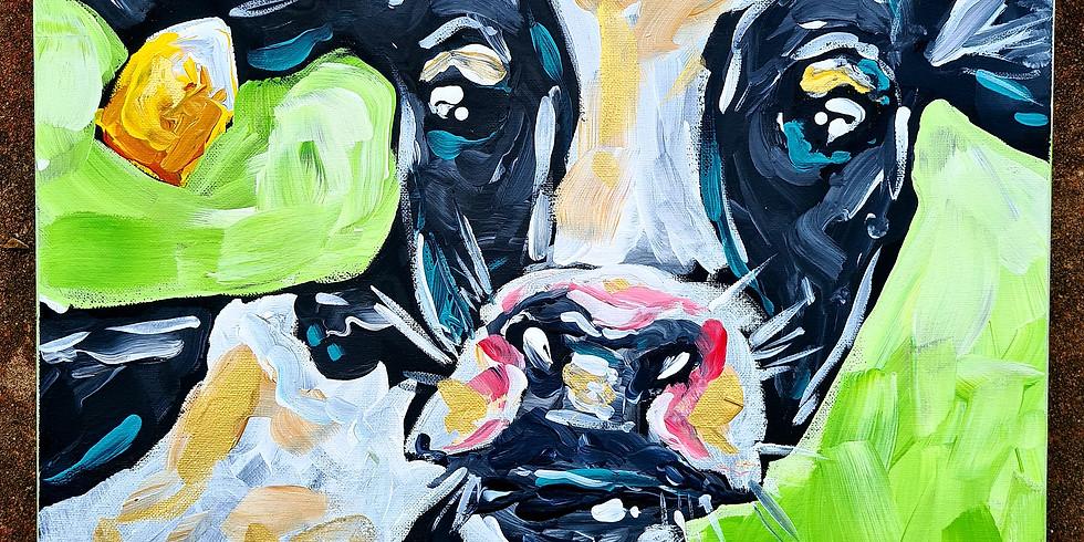 Toowoomba- Daisy the Cow