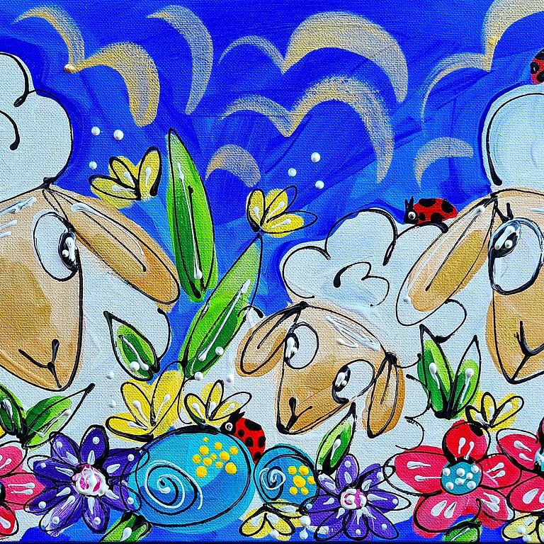 Chinchilla- Sheep