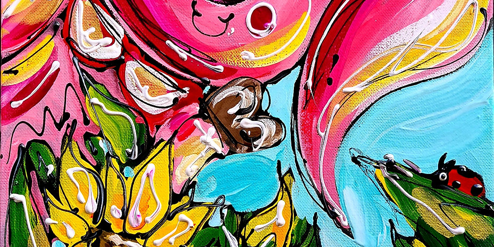 Toowoomba- Pig & Sunflowers