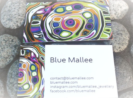 New Logo - New Business Cards