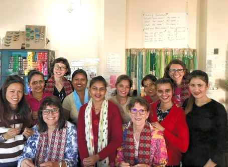 My Visit to Samunnat Nepal