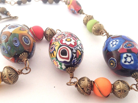 100 Year Old Beads!