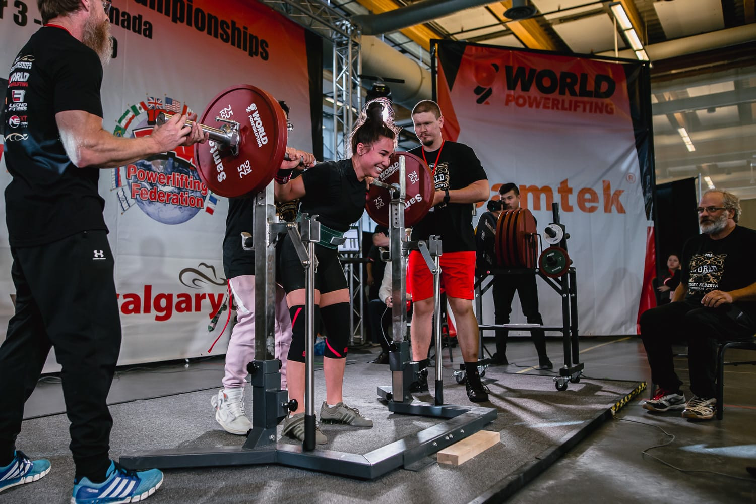Marthe 2019 World Cahmpionships