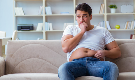 IS CORTISOL MAKING YOU FAT?
