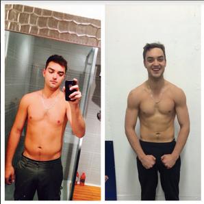 Jeremy Transformation