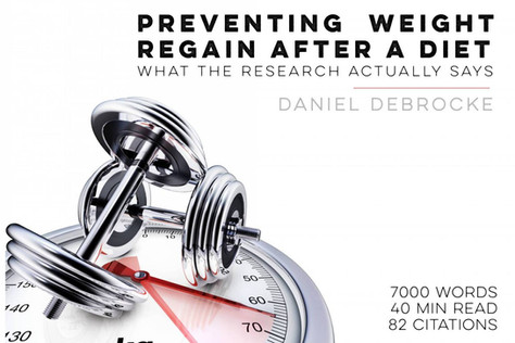 Preventing Weight Regain After A Diet