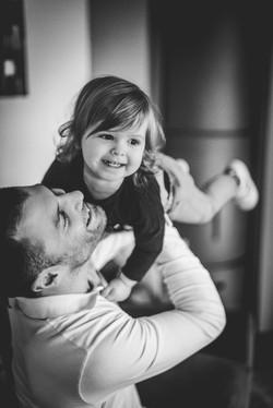 Pauline - séance bébé 6 mois en famille