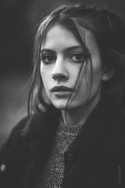 Axelle - portraits 2019