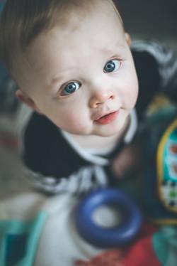Samaël - 9 mois