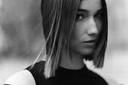 Camille - Shooting pro pour Markus Paris