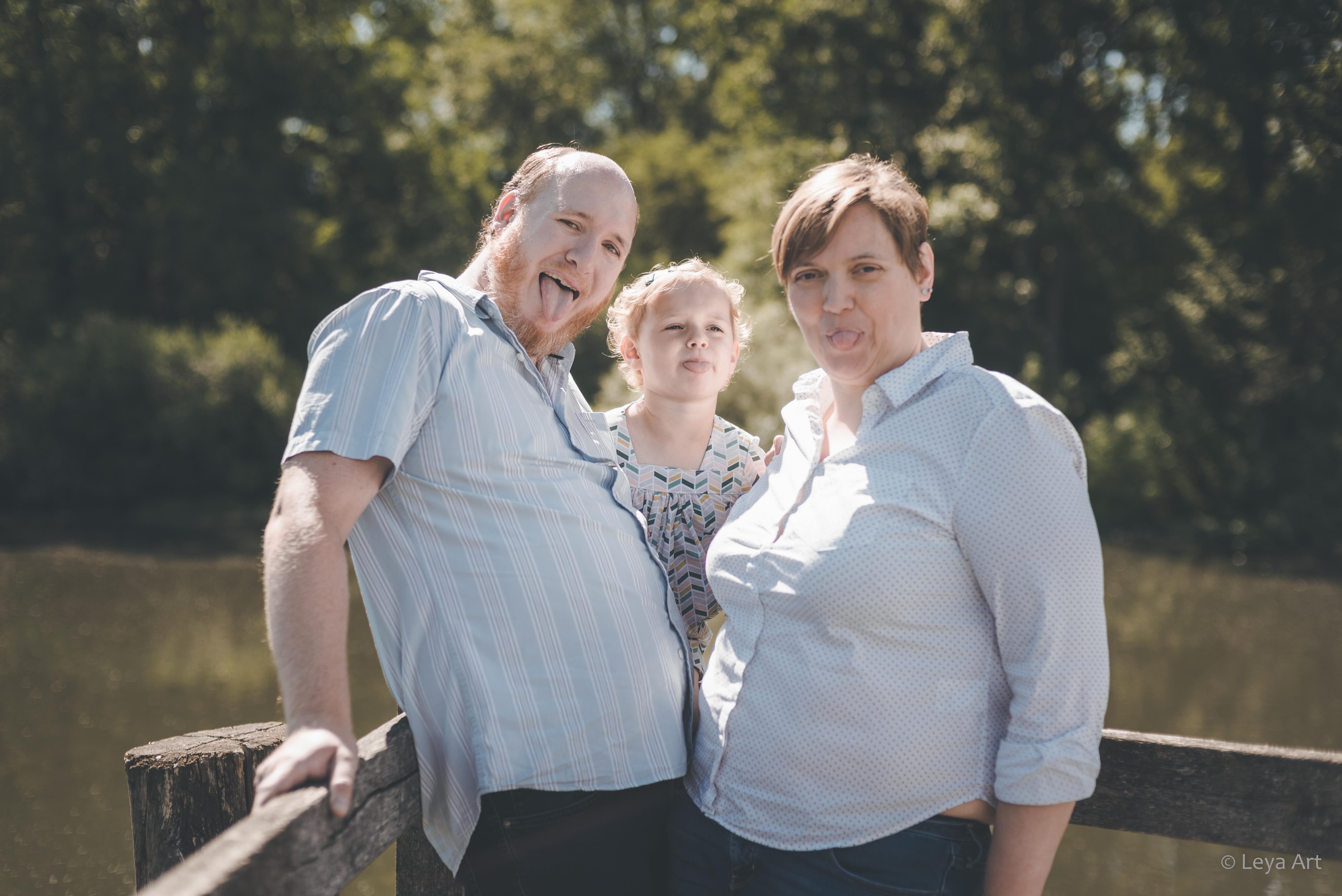 Famille - Emilie Bruno et Zoé