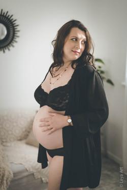 Joséphine - photos de grossesse 2020