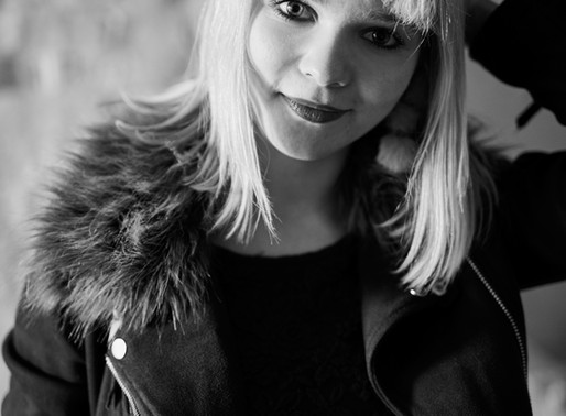 Chloé - photos de portraits 2018