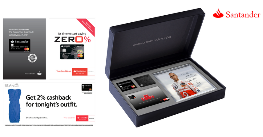 Santander Credit Cards