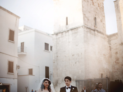 Giorgia and Marino's wedding