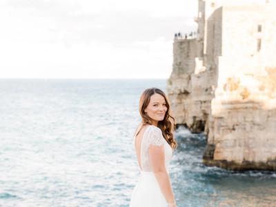 Bride Polignano a Mare