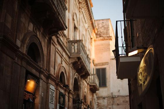 Old town, Polignano a Mare
