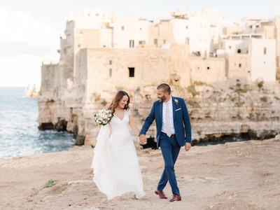 Intimate Wedding Puglia