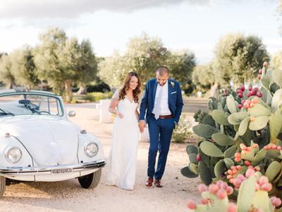 VW Classic Wedding Car