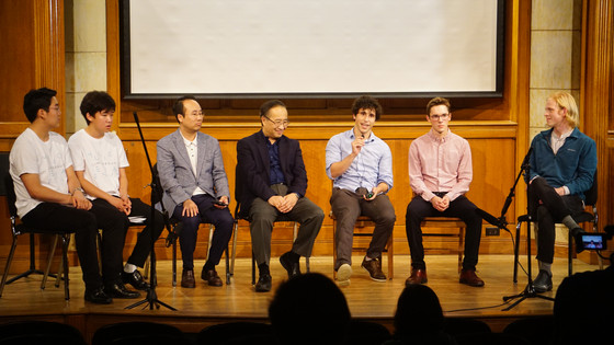 Lindenbaum Music visits Yale for Panel Discussion