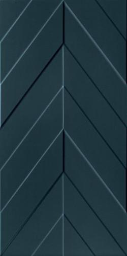 Dimension Navy Chevron 400x800 Matt