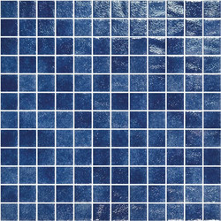 Pool Mosaic Gen Dark Blue