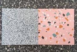 Stone Terrazzo 300x300 Matte Porcelain