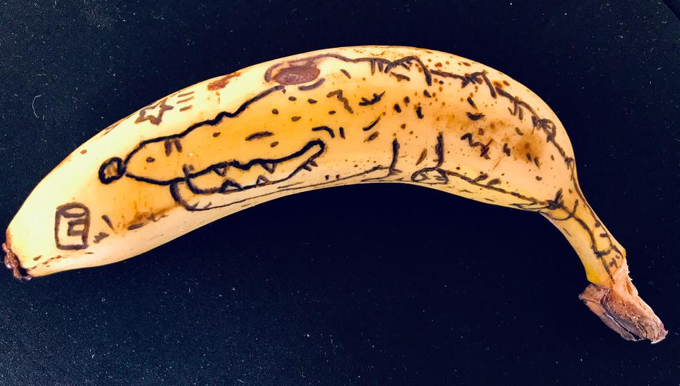 Banana Crocodile