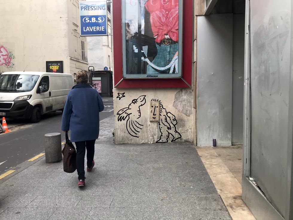 Un Conteur à Paris
