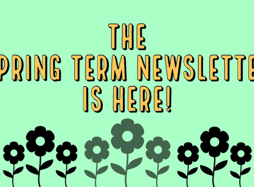 Spring Term newsletter