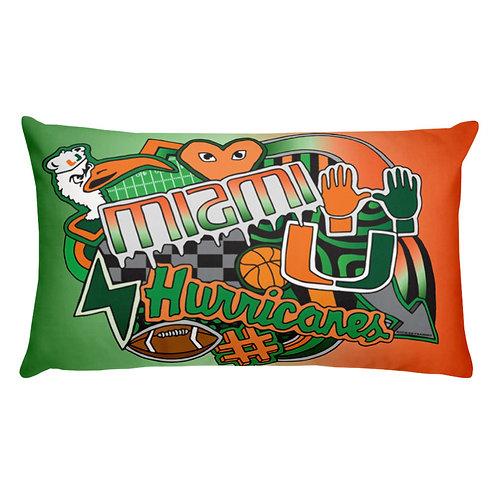 UMiami Pillow
