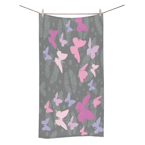 Butterfly Kisses Towel