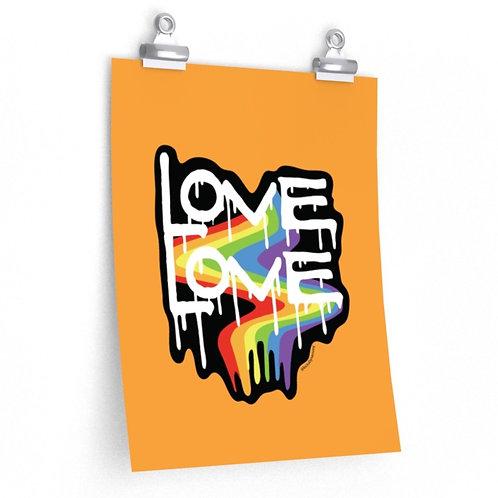 Love Love Print
