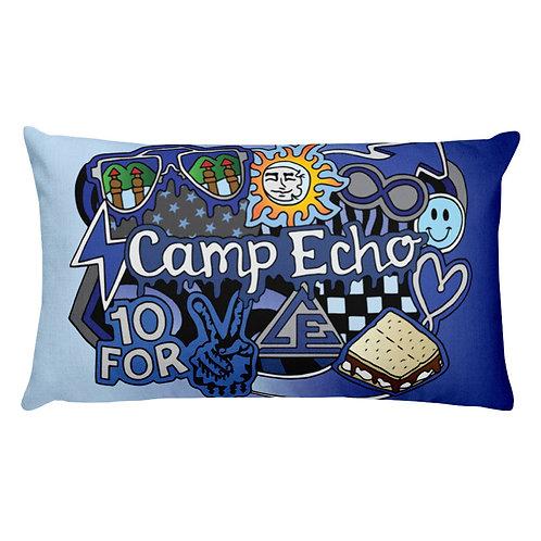 Camp Echo Pillow