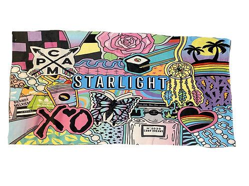I Drea Towel- Starlight