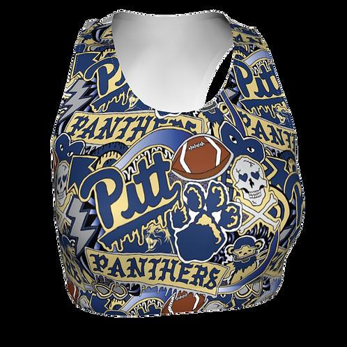 Pitt Sports Bra