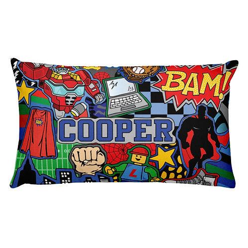Boom Bam Kapow Pillow (NEW!)