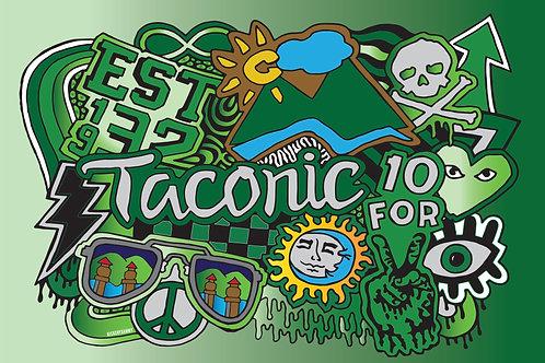Taconic Pillow Case