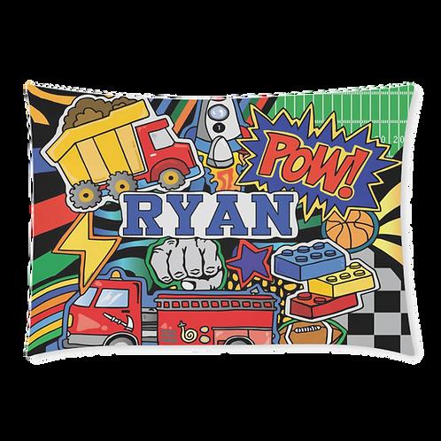 Pow Pillow Case