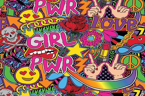 GRL PWR Pillow Case