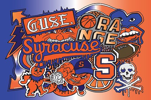 Syracuse Pillow Case