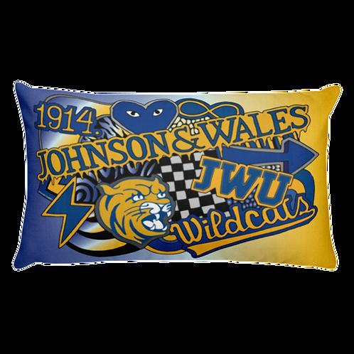 Johnson & Wales Pillow