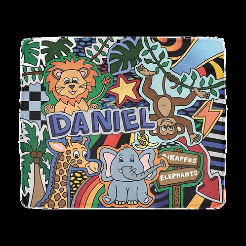 Animal Adventure Blanket