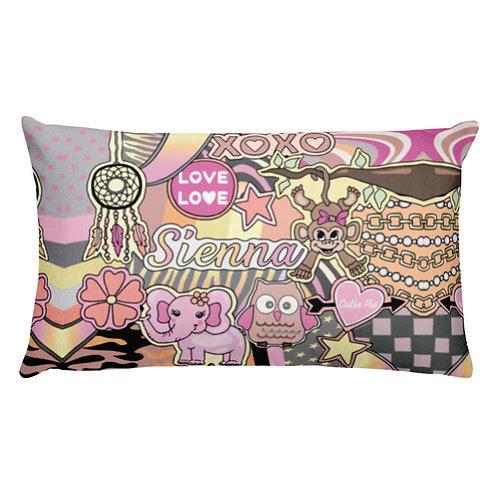 Wholesale Throw Pillow (fuzzy or fabric)