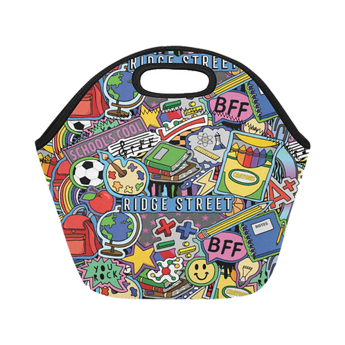 School's Cool Lunch Tote (NEW!)