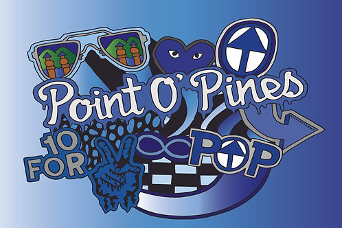 Point O Pines Blanket