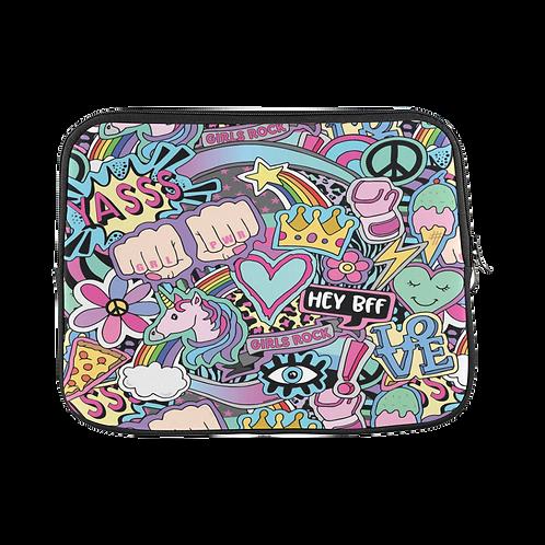 Girls Rock Laptop Sleeve (NEW!)
