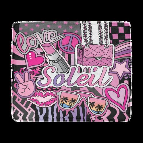 Girlie Girl with Lip Blanket